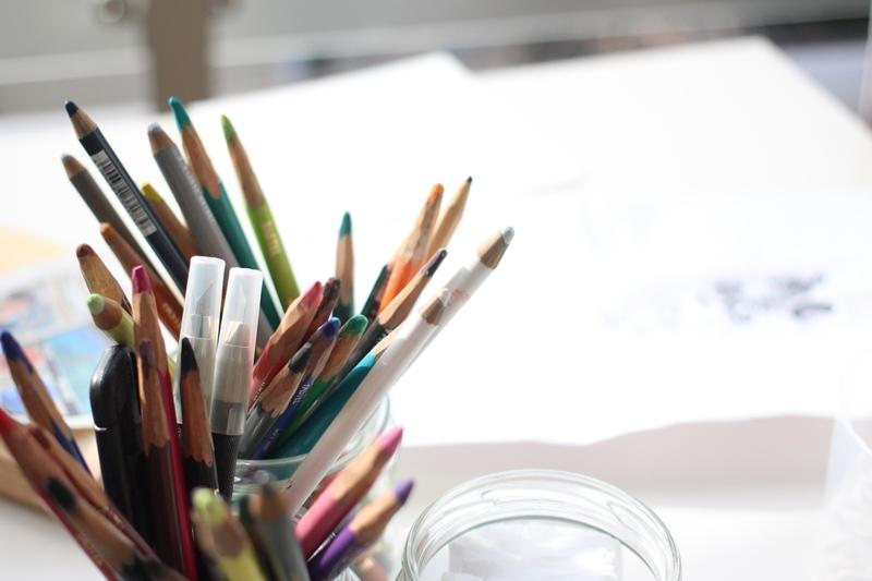 パステルアート パステル画 色のね 明日香 ironone asuka 絵画教室 枚方