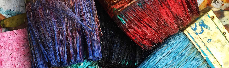 絵と色 つくる教室 | atelier いろのね
